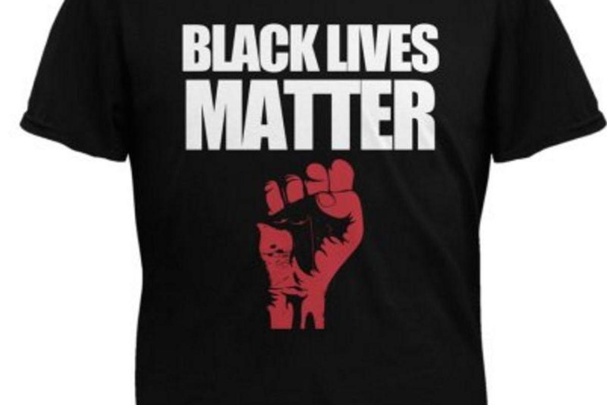 "Walmart Pulls ""Black Lives Matter"" Shirts Following Police Protest"