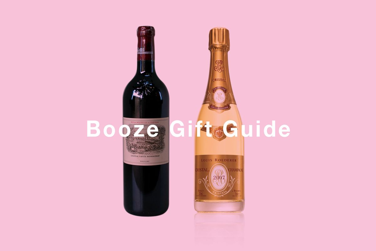 The Very Last Minute Gift Guide: Booze Edition