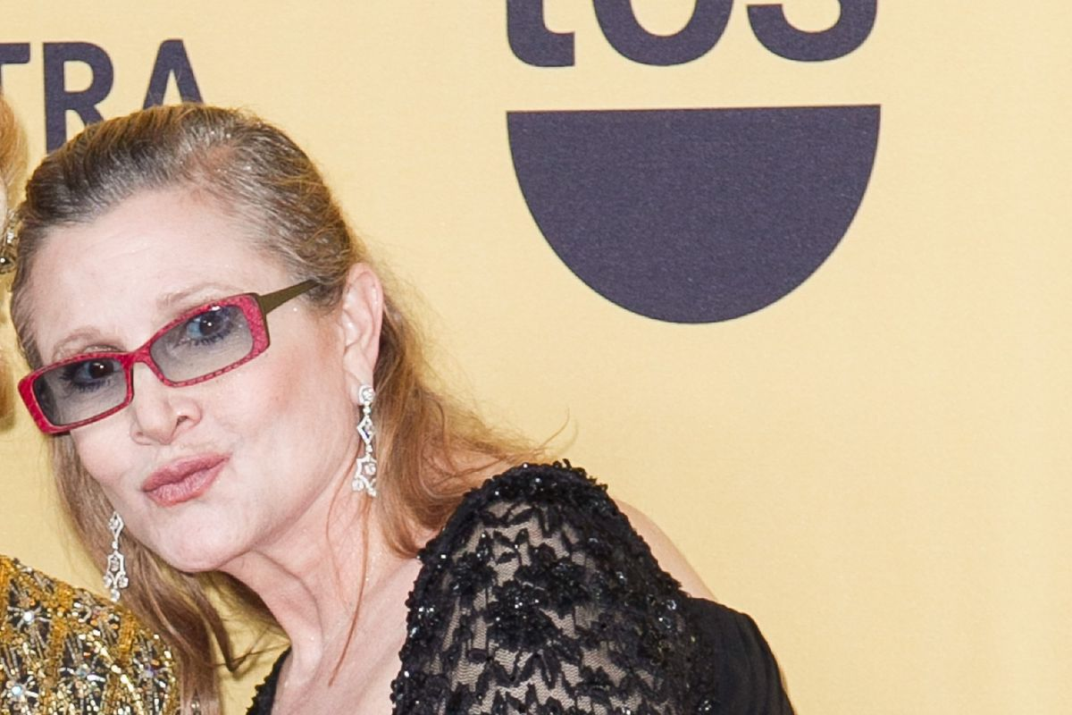 UPDATE: Carrie Fisher Is In Stable Condition Following Massive Heart Attack