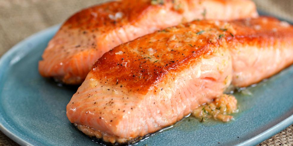 11 Health Benefits of Eating Salmon