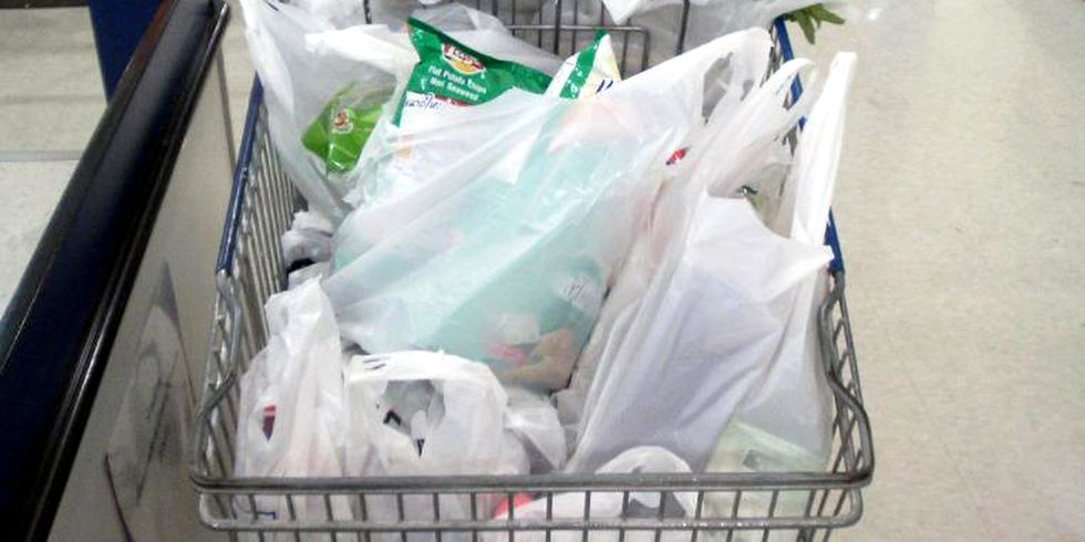 Michigan Bans Local Plastic Bag Bans