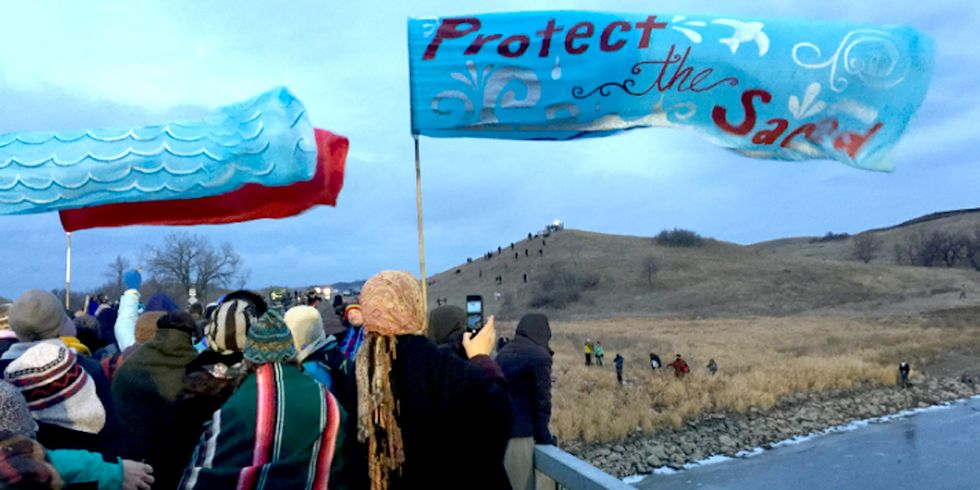 Standing Rock: Where Love Prevails