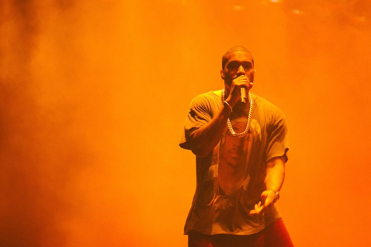 """Listen to Kanye West and Tyga's New Song """"Feel Me"""""""