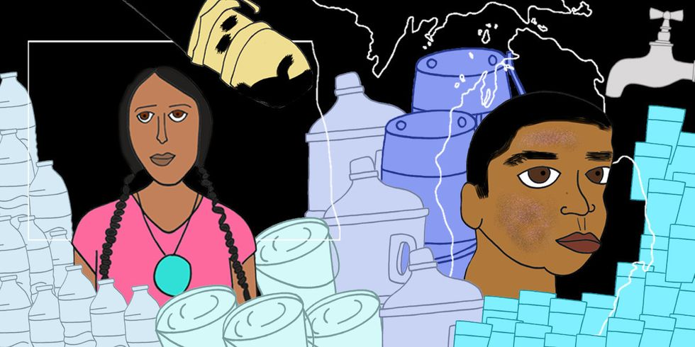 Standing Rock, Flint Proves Environmental Crisis Disproportionately Affect People of Color