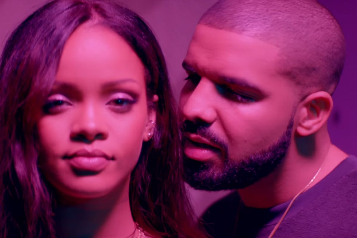 Drake Publicly Shaded Rihanna At A Vegas New Years Party