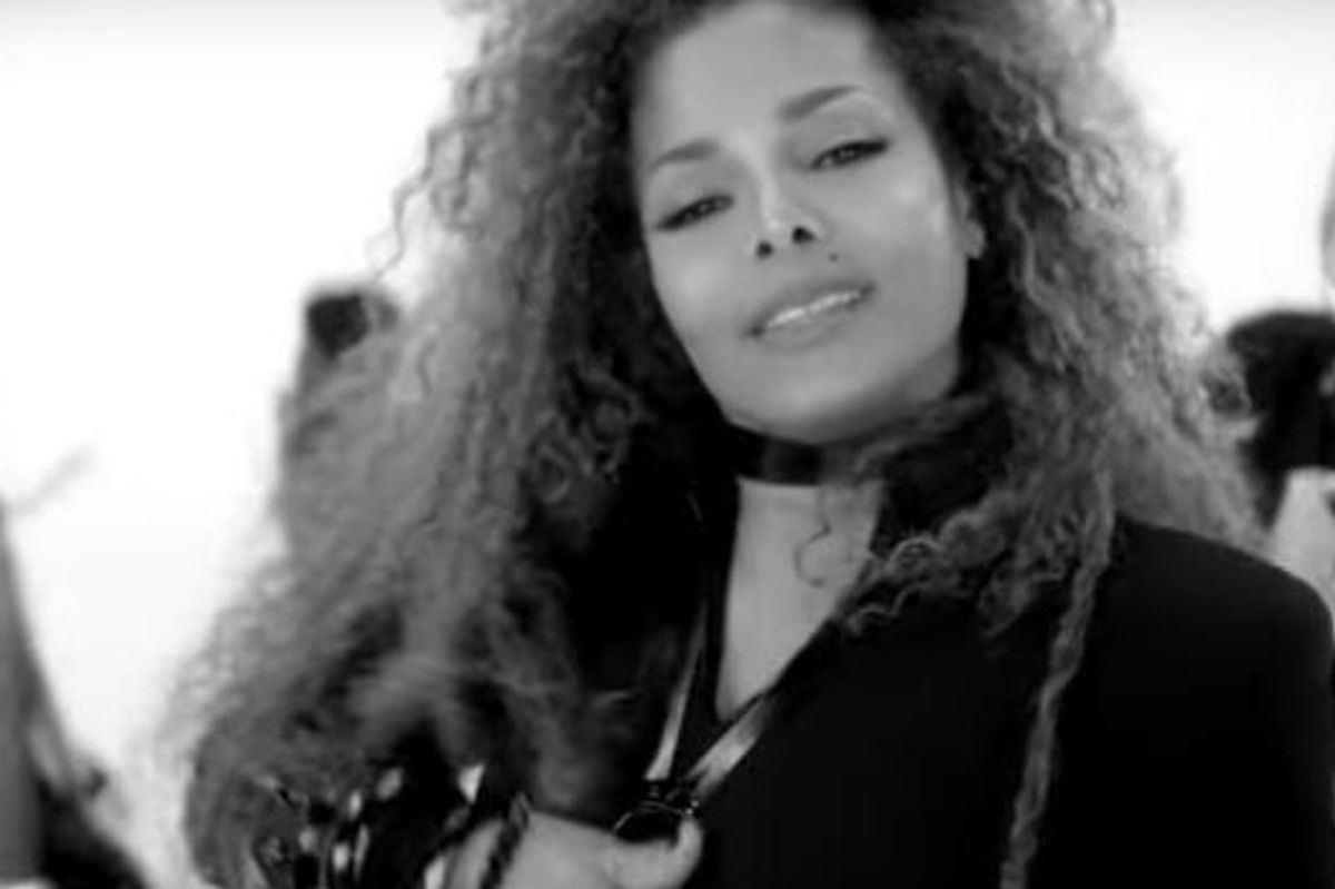 Janet Jackson Gives Birth To A Baby Boy