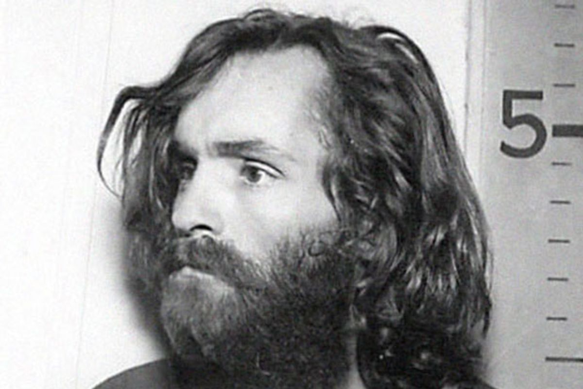 Charles Manson Is Temporarily Out of Prison