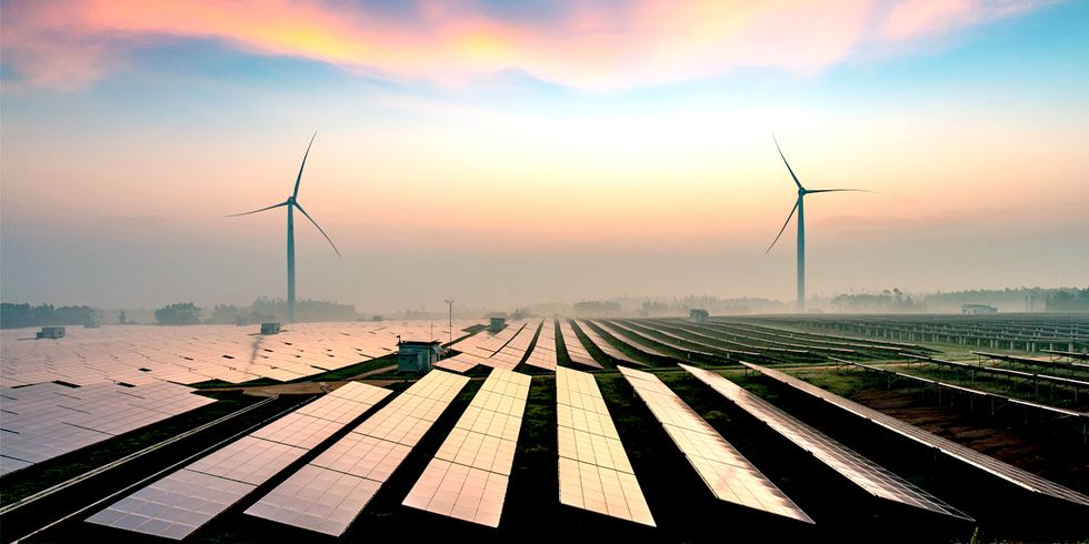 Here's How We Can Power 100% of the World With Renewable Energy