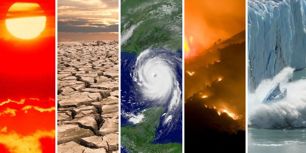 Scientists Say 2016 Is Hottest Year Ever Recorded
