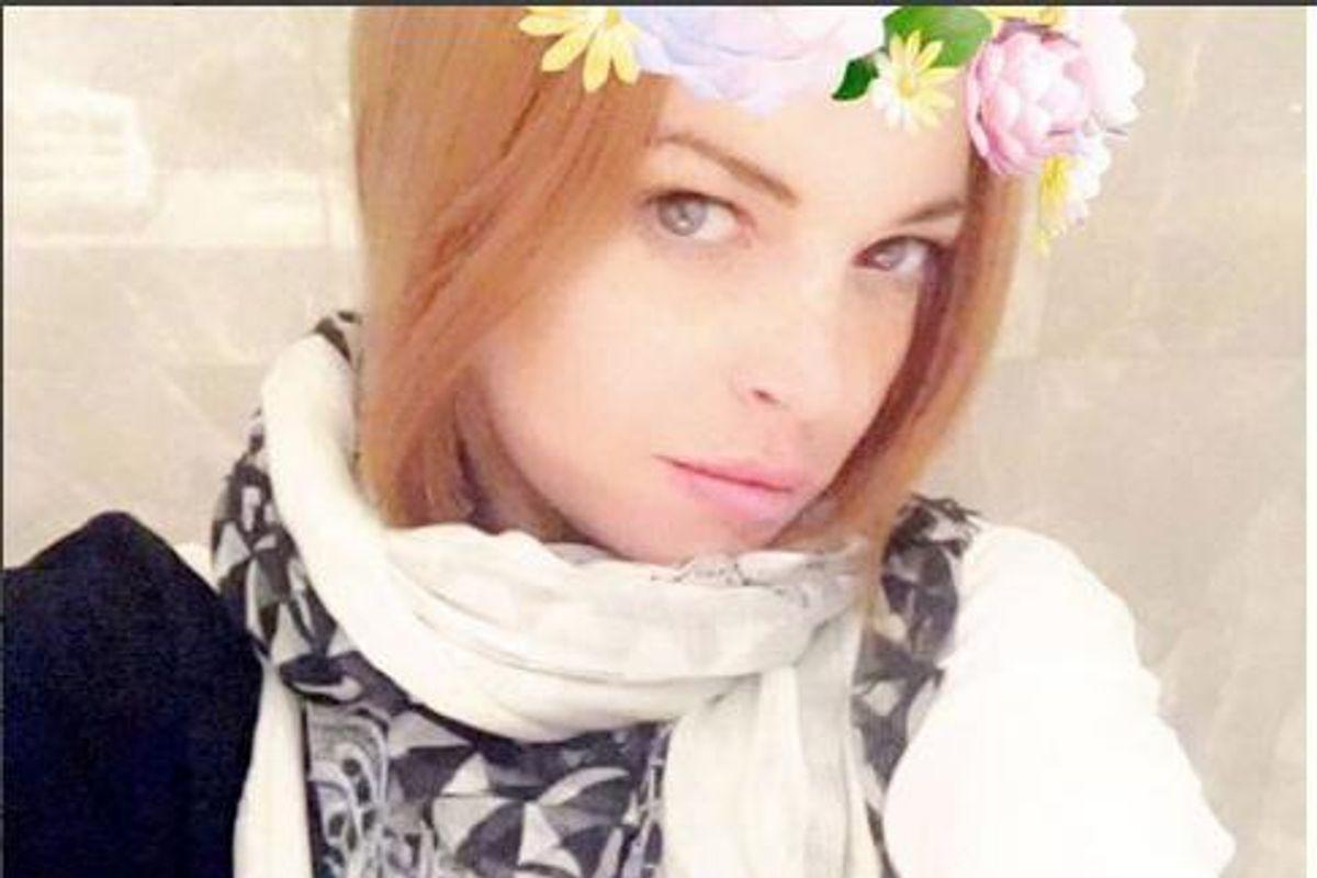 Lindsay Lohan's World-Weary Instagram Poem Will Shake You