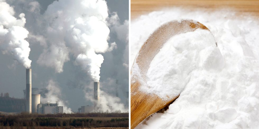 Carbon Capture Breakthrough in India Converts CO2 Into Baking Powder