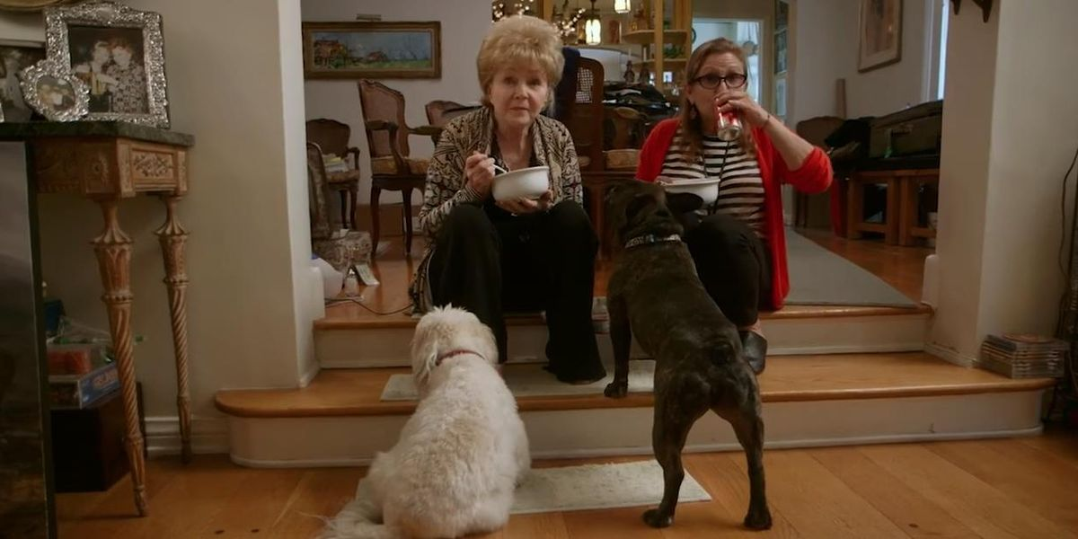 """Watch The Trailer For The Carrie Fisher/Debbie Reynolds Doc """"Bright Lights"""""""