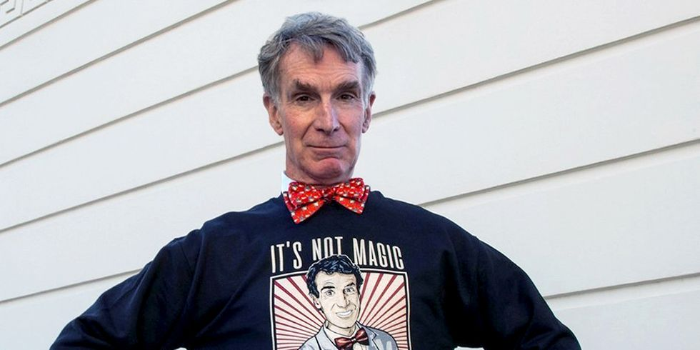 Bill Nye and Netflix Team Up to 'Save the World'