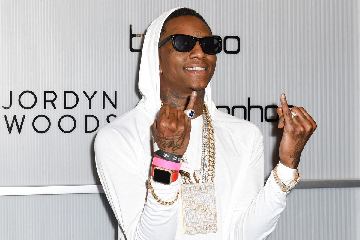 Soulja Boy Appears To Get Robbed On His Own Instagram Live Video