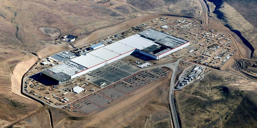 Tesla Flips Switch on Gigafactory to Accelerate World's Transition to Renewable Energy