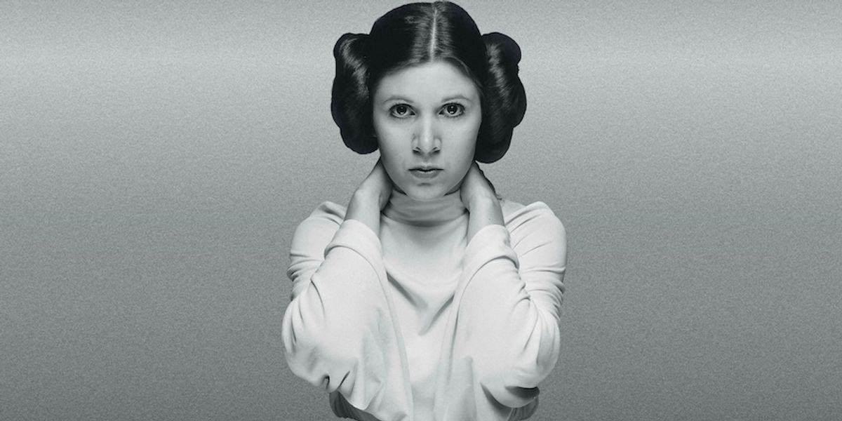 Sign This Petition To Make Princess Leia An Official Disney Princess