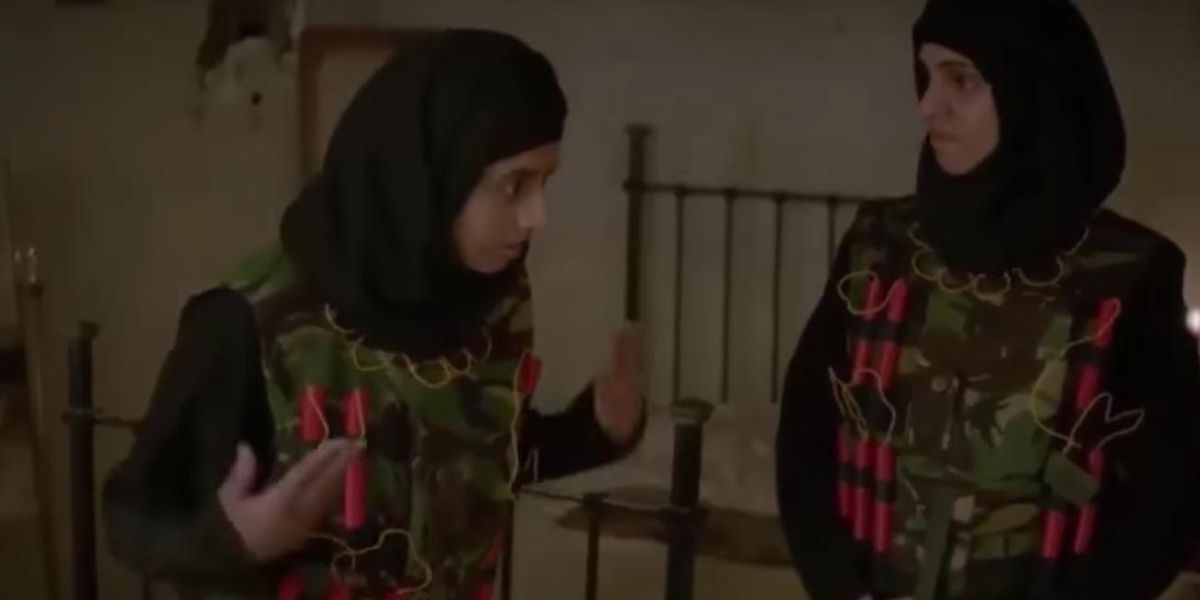 """BBC Incites Controversy With A """"Real Housewives of ISIS"""" Sketch"""