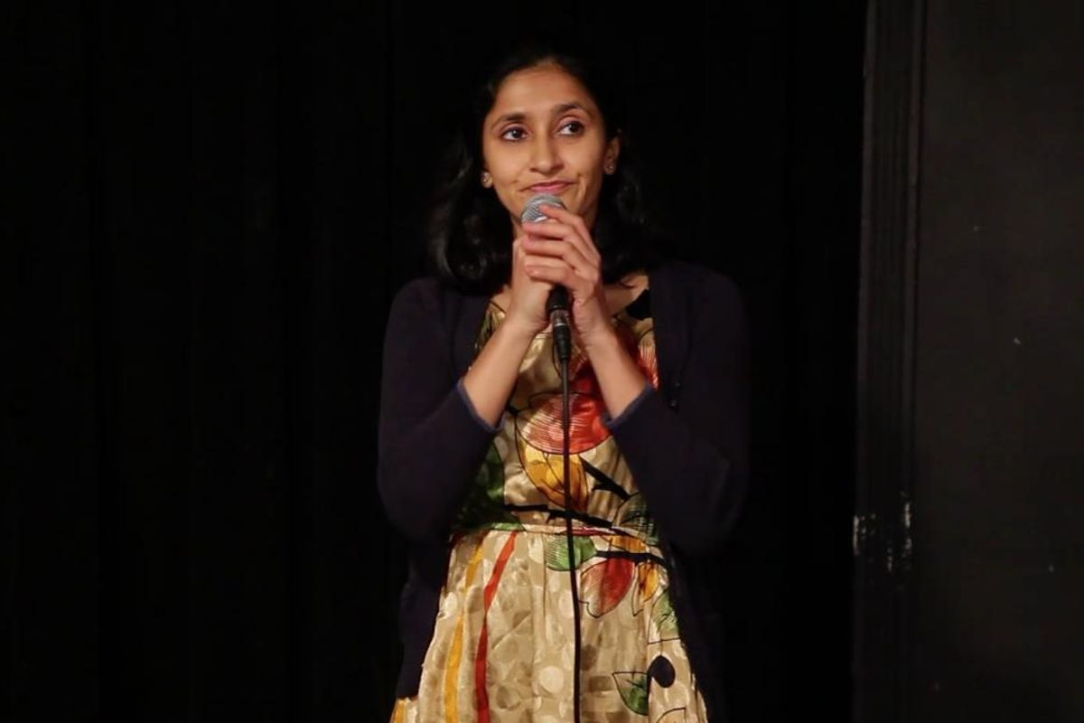 Aparna Nancherla on Twitter Humor, the Pitfalls of Modern Dating, and the Comedic Value of PowerPoint
