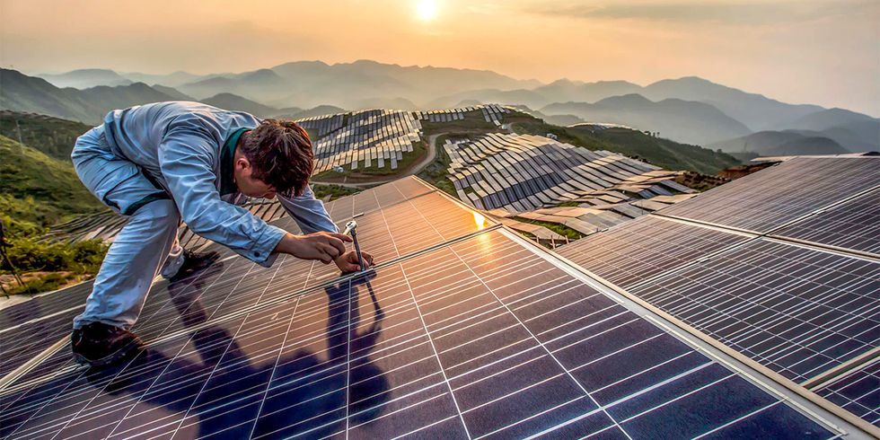 China Leaves U.S. in Dust With $361 Billion Renewable Energy Investment