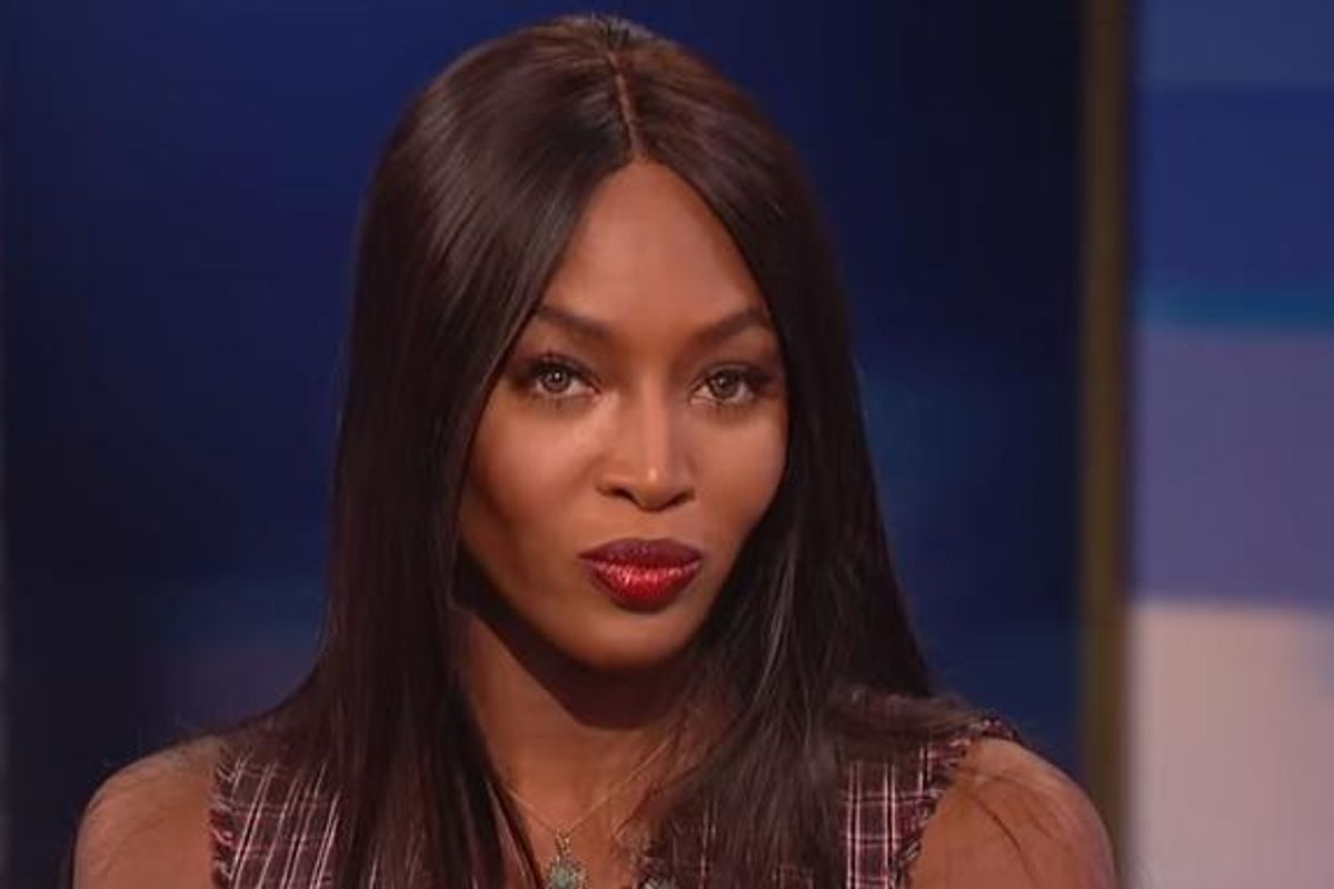 Naomi Campbell Was Also Robbed In Paris