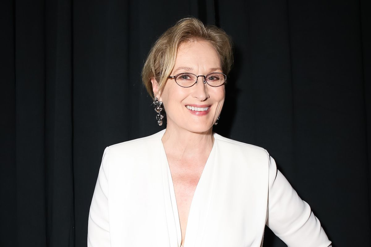 Meryl Streep Performed Carrie Fisher's Favorite Song At Her Memorial Service
