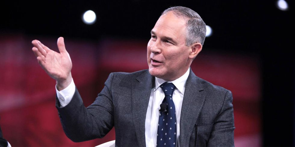 5 Things You Need to Know About Trump's EPA Pick Scott Pruitt