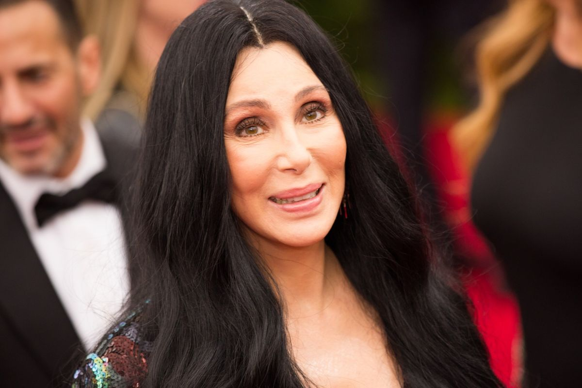 Cher Is Starring In A Lifetime Movie About Flint