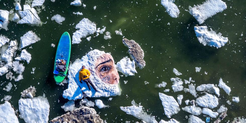 Stunning Portraits Put a Human Face on Climate Change