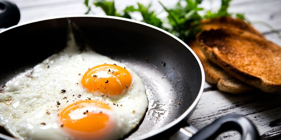 Are Eggs Dairy Free?