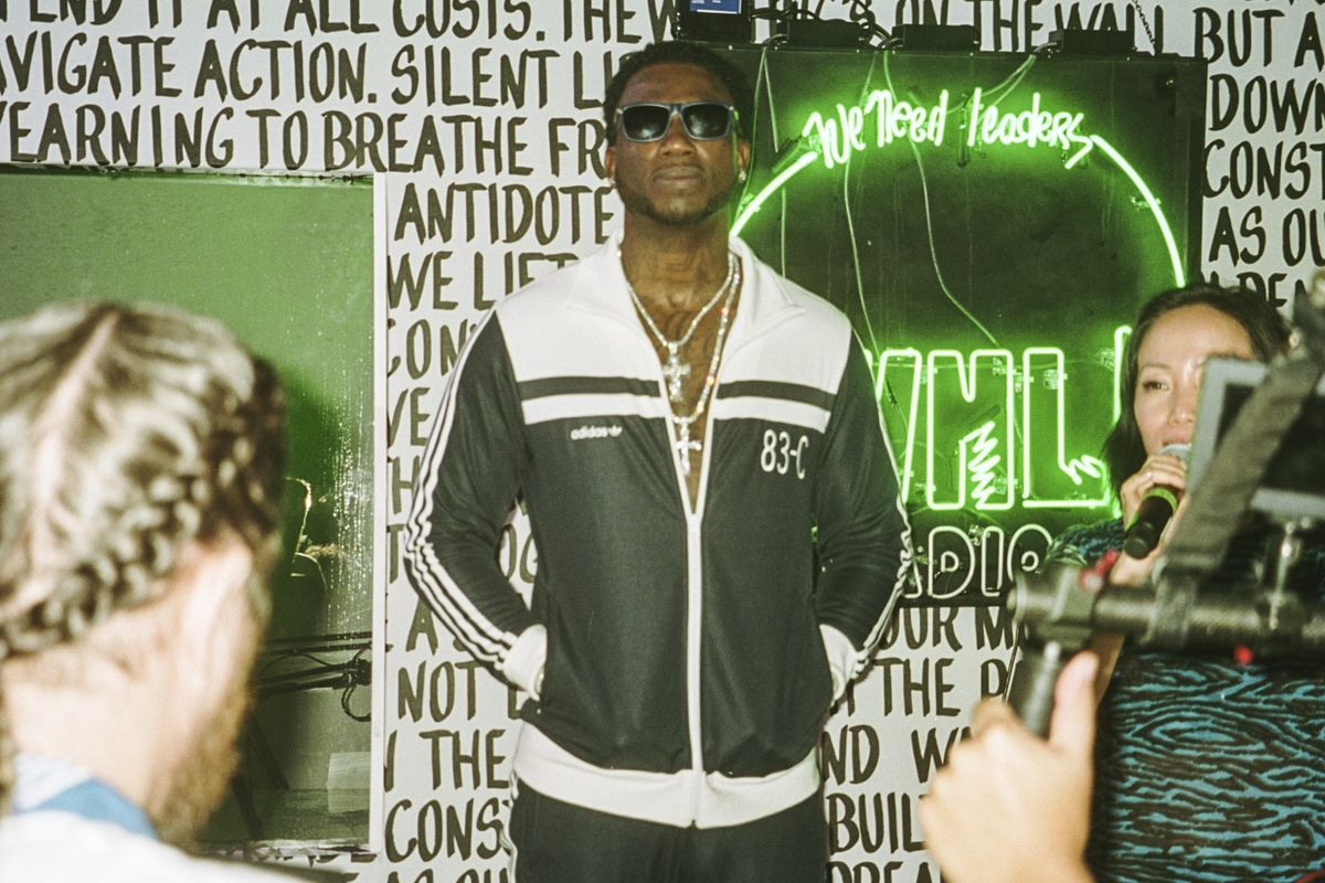 Gucci Mane Talked With ESPN About PTSD and What He Read in Prison