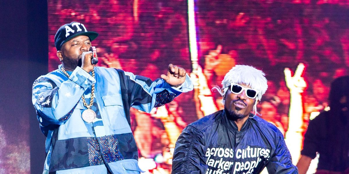 This Georgia University is Offering a Class on OutKast