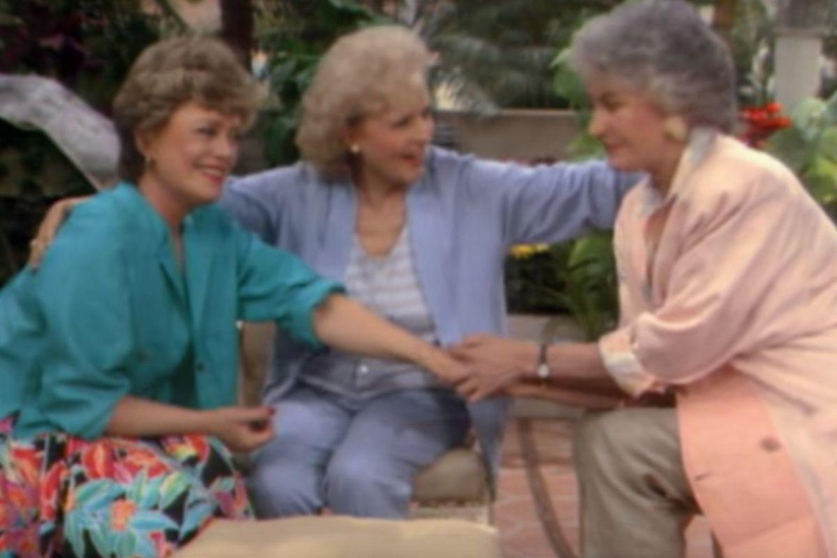 """""""Golden Girls"""" Is Landing on Hulu in February"""