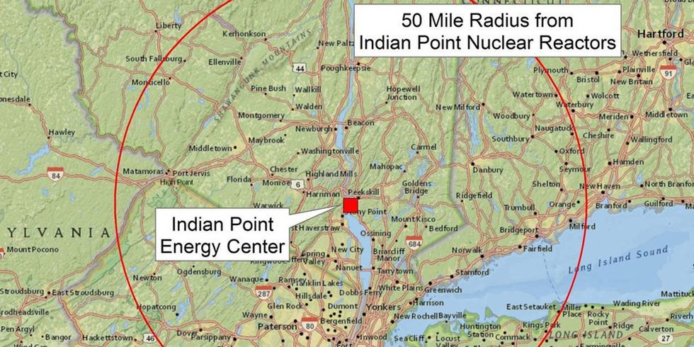 Cuomo: Indian Point Nuclear Plant to Close by 2021