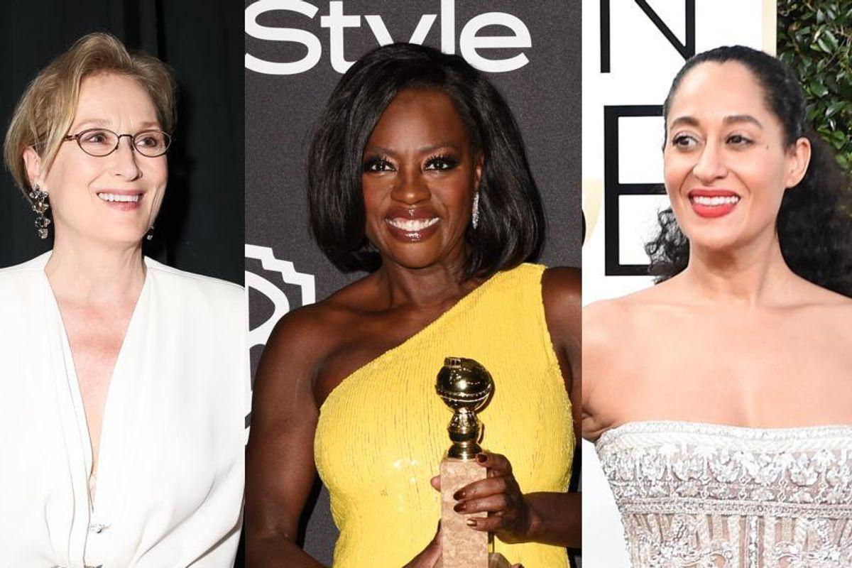 Women Saved The Golden Globes Last Night