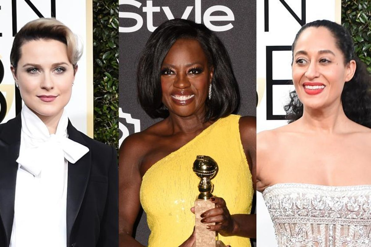 The Best, Wildest and Witchiest Looks from the 2017 Golden Globes