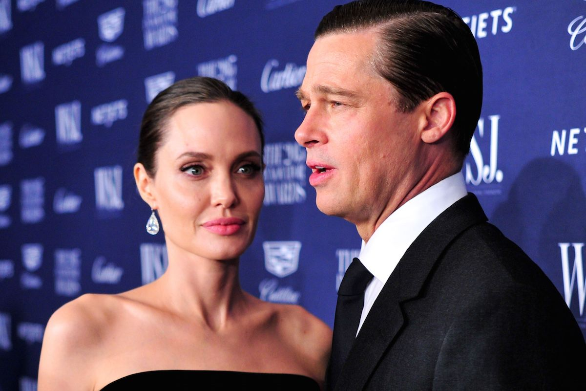 Angelina Jolie & Brad Pitt Have Issued First Joint Statement About Their Divorce