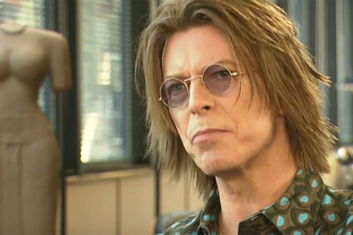David Bowie Validated Our Obsession with the Internet Almost 20 Years Ago