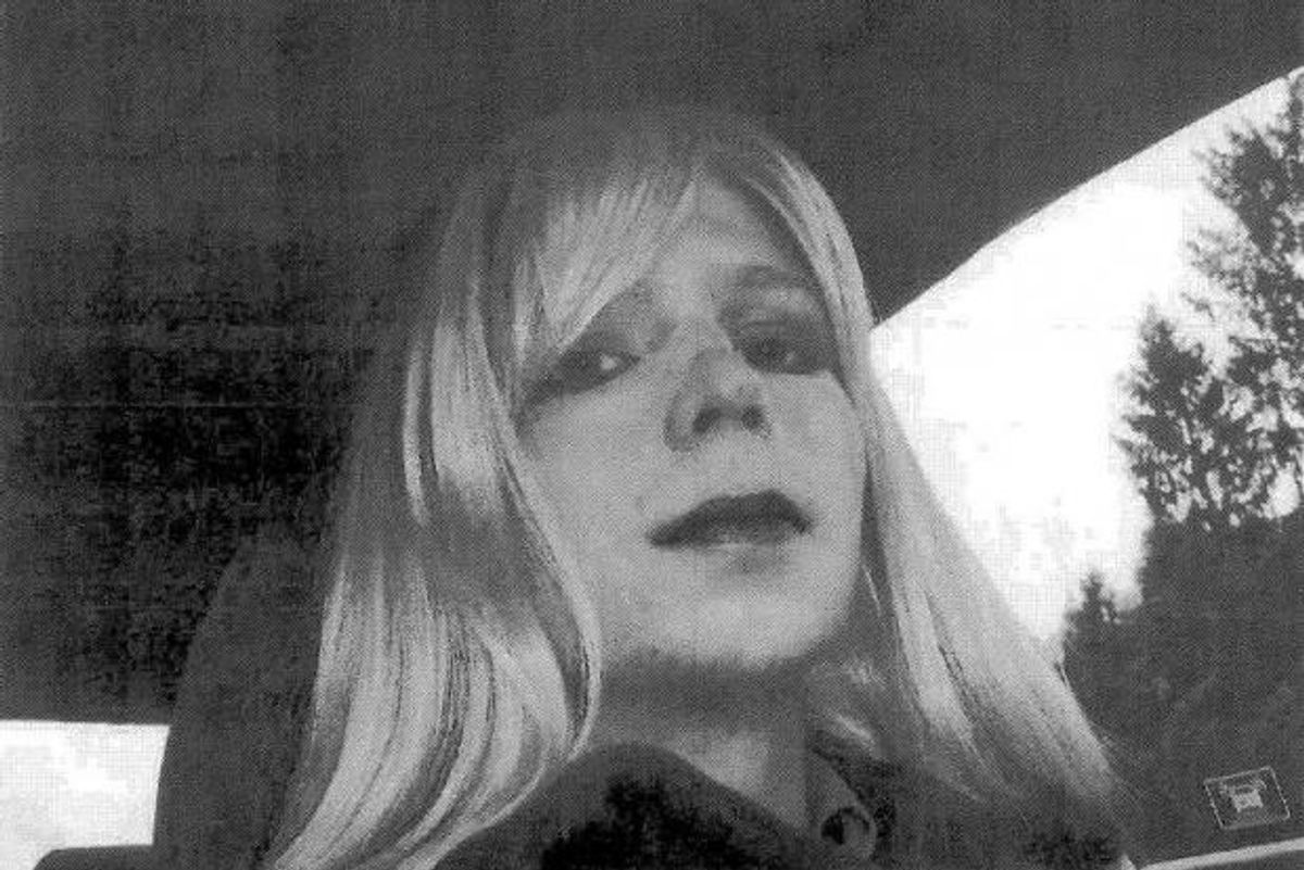 Chelsea Manning's Sentence Has Been Commuted