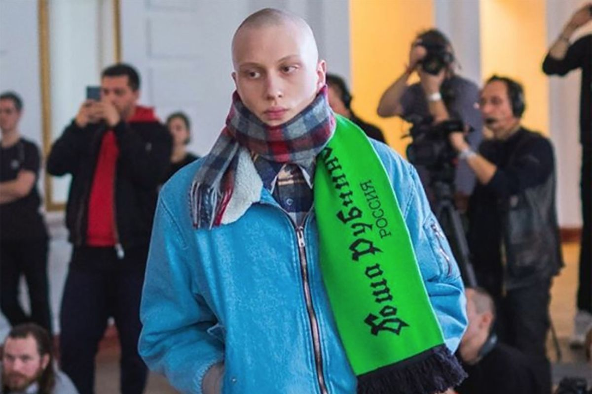 Surprise! Gosha Rubchinskiy and Adidas Just Staged the Show of Your Dreams