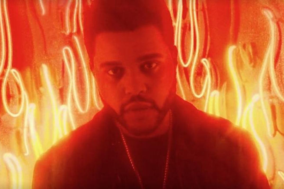 "Just In Time For His New Relationship With Selena, The Weeknd Drops His ""Party Monster"" Video"