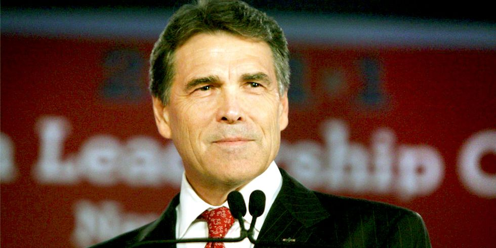 What Would U.S. Energy Policy Look Like With Rick Perry at the Helm?