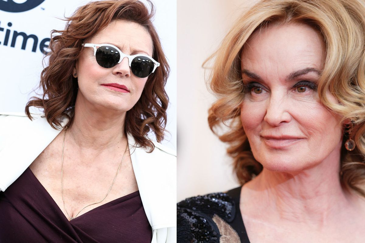 Jessica Lange, Susan Sarandon Discuss The Struggles Of Aging In Hollywood
