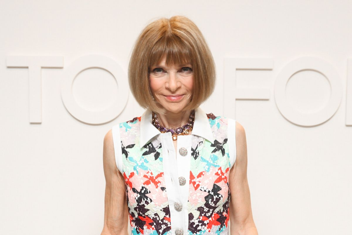Anna Wintour Will Make A Cameo In 'Ocean's 8'