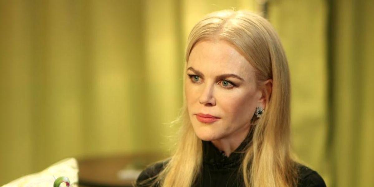 Nicole Kidman Says We Should Support Donald Trump