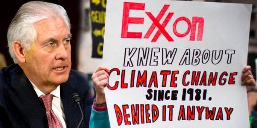Exxon Ordered to Fork Over 40 Years of Climate Research