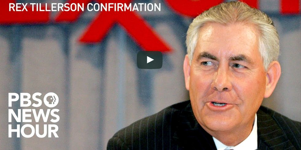5 Key Takeaways From Rex Tillerson's Confirmation Hearing