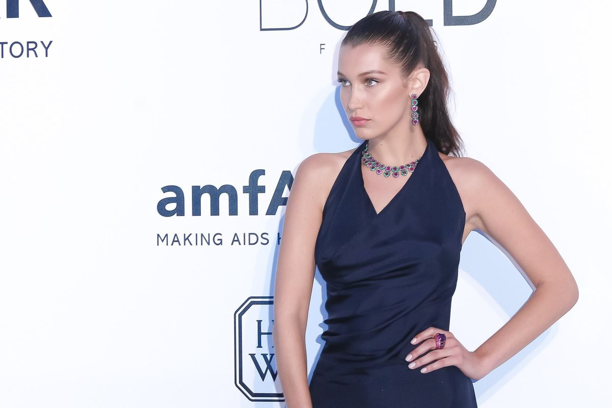 Bella Hadid Is Done Hearing About the Weeknd and Selena Gomez