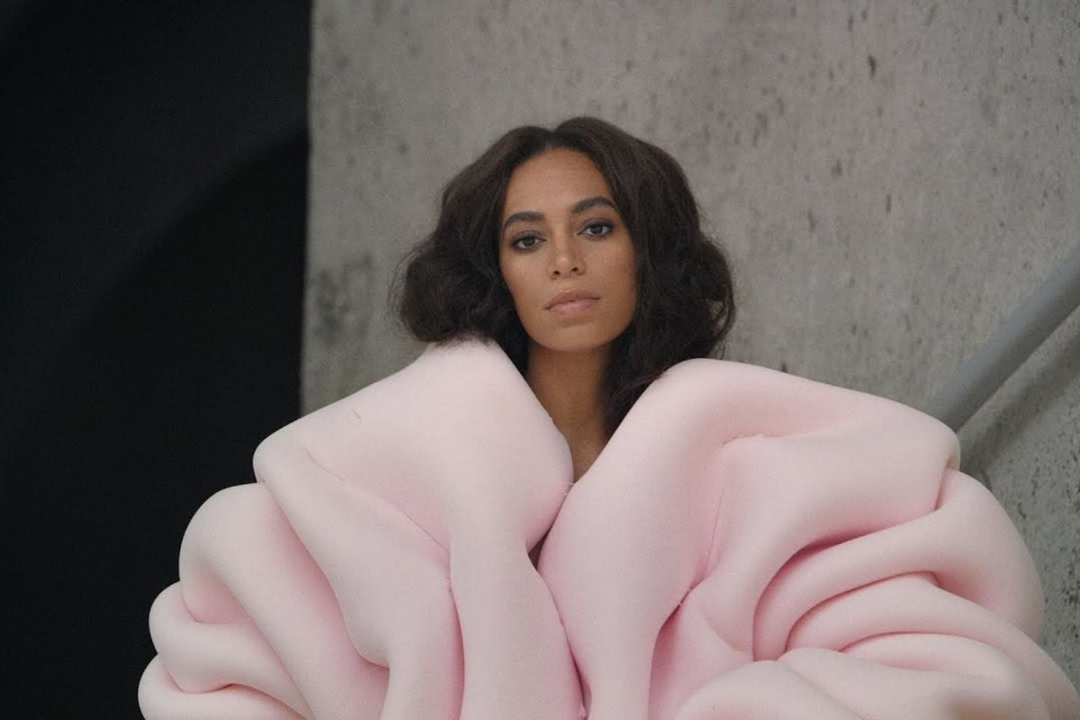 """Listen To Solange Deconstruct The Creation Of """"Cranes In The Sky"""" On """"Song Exploder"""""""