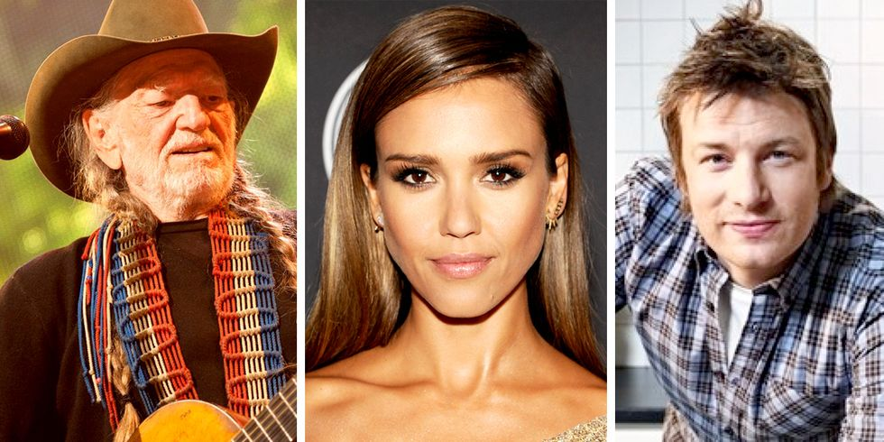 10 Celebrities Advocating for a Sustainable Food System