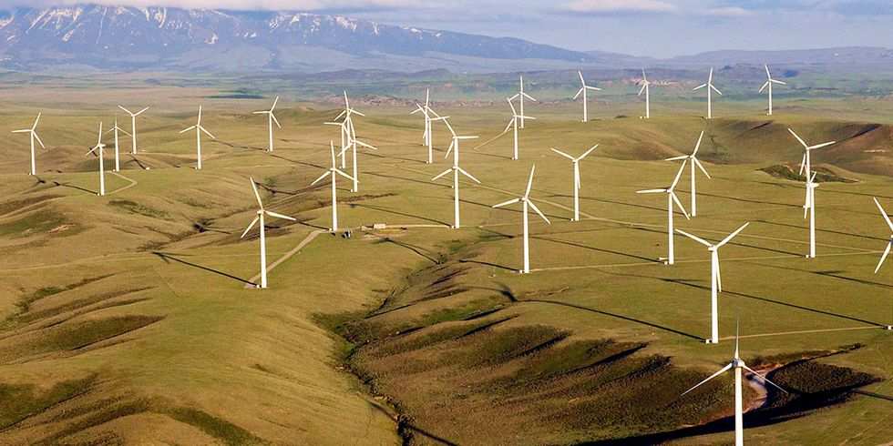 Wyoming Bill Would Outlaw Renewable Energy